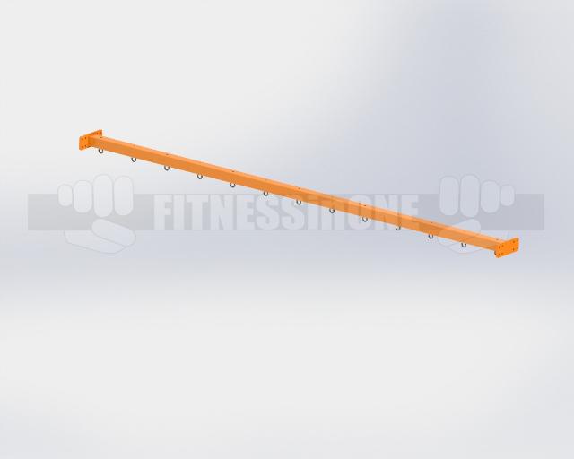 Fitnessinone OCR- tory przeszkód, belka podporowa support beam